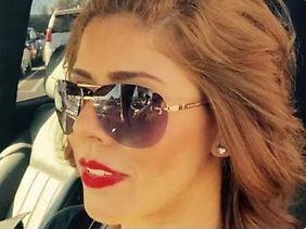 """""""El Chapos"""" mutmaßliche Tochter Rosa Isela Guzmán Ortiz will von einem Abkommen mit der Regierung gewusst haben."""