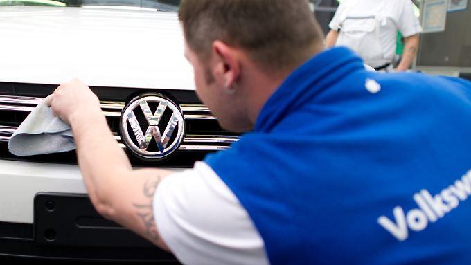 Volkswagen stellt in der Klageerwiderung die Vorgänge aus eigener Sicht dar,