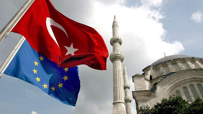 Die EU lässt sich von der türkischen Regierung erpressen, kritisiert die Linke.
