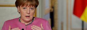 Merkel will eine komplette Abschottung der EU verhindern.