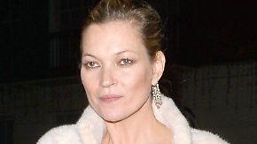 Promi-News des Tages: Weißes Pulver im Auto bringt Kate Moss Ärger ein