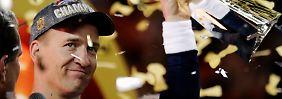 """""""Das Spiel für immer verändert"""": NFL-Ikone Manning tritt als Champion ab"""