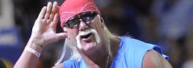 Ex-Wrestler verklagt Pornoseite: Hulk Hogan will 100 Millionen für Sexvideo