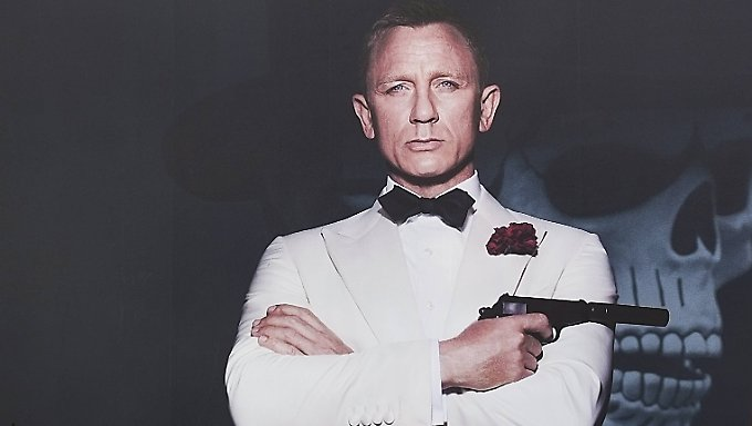 Sind Daniel Craigs Tage als James Bond gezählt?