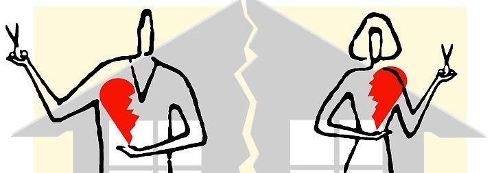 Gericht: In der heutigen Zeit sind auch Formen des räumlich getrennten Zusammenlebens üblich.
