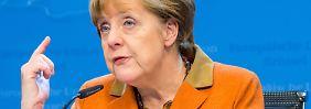 """""""Interessensausgleich"""" mit Türkei: Merkel sieht sich nicht erpresst"""