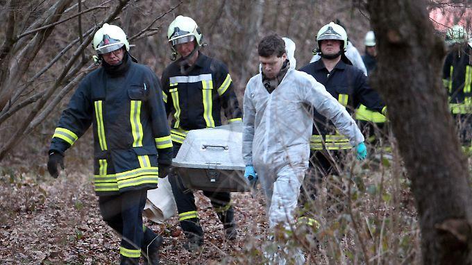 13-Jähriger bei Wittenberg getötet: Polizei ermittelt nach Leichenfund im Umfeld des Opfers