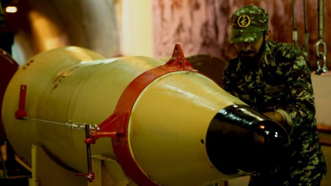 Dem Iran drohen wegen der neuerlichen Raketentests neue Sanktionen.