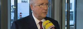 """Forsa-Chef Güllner zu Umfragewerten: """"Seehofer ist ein Bremsklotz für die CDU"""""""