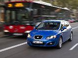 Riesige Auswahl bei Gebrauchtwagen: Seat Leon - eher lässig als zuverlässig