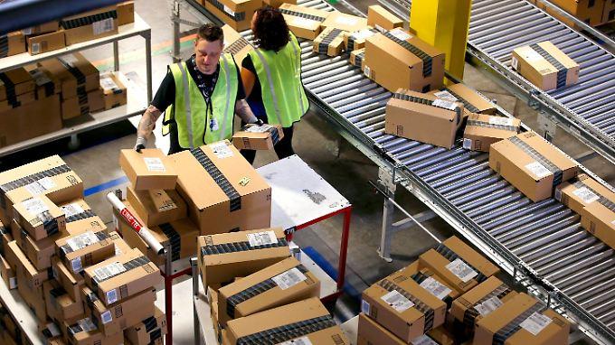 Angriff auf die Logistikbranche: Amazon sichert sich eigene Flugzeugflotte