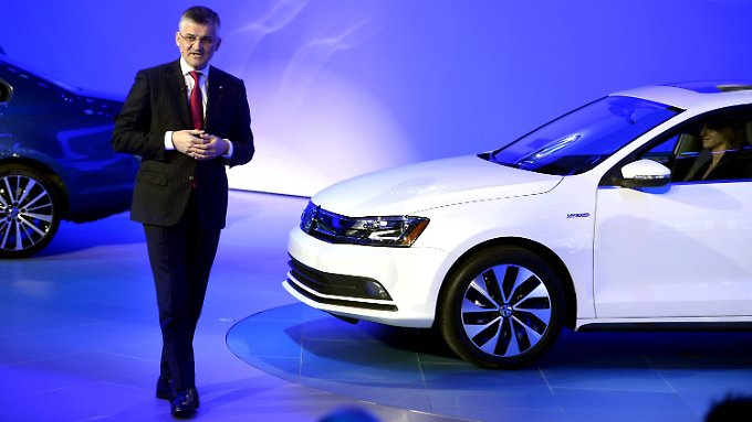 Abgang in der Krise: US-Chef Michael Horn verlässt Volkswagen