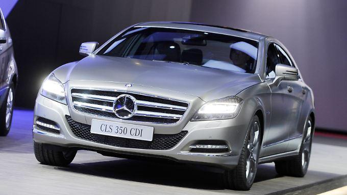 PS - Das Automagazin: Stilbruch bei Mercedes: Der neue CLS