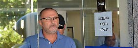 Pasquale Scotti bei seiner Festnahme im Mai 2015 in Recife.