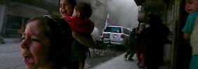 50.000 Tote im vergangenen Jahr: 2015 war schlimmstes Jahr im Syrien-Krieg