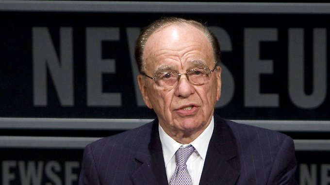 Erzkonservativ: Rupert Murdoch.