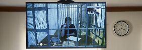 Sawtschenko ist seit einer Woche im Hungerstreik.