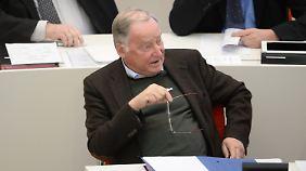 AfD-Vizevorsitzender Alexander Gauland.