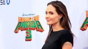 Promi-News des Tages: Angelina Jolie feuert Kindermädchen aus Eifersucht