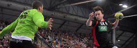 Handball-Europameister im Rausch: DHB-Team deklassiert Katar