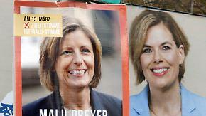 Kretschmann und Haseloff optimistisch: Rheinland-Pfälzer machen die Landtagswahlen spannend