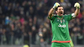 Er nähert sich der 40 und ist weiter einer der weltbesten Torhüter: Gianluigi Buffon.