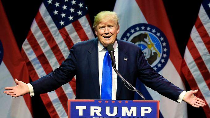 In zwei weiteren US-Bundesstaaten muss Trump sich geschlagen geben.