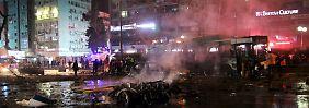 Nachrichtensperre nach Attentat: Mindestens 34 Menschen in Ankara getötet