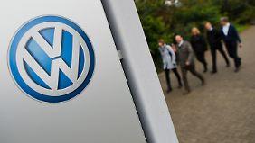 Ex-Mitarbeiter packt aus: VW soll Beweismaterial im Abgasskandal vernichtet haben