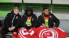 Läuft's für Düsseldorfs Spieler mit einem neuem Trainer besser?