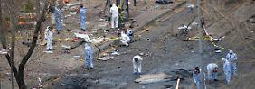 Nach Anschlag in Ankara: Türkei bombardiert PKK-Stellungen