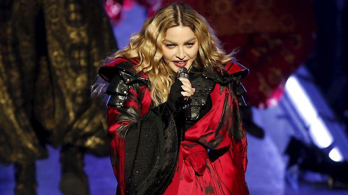"""Madonna ist derzeit mit ihrer """"Rebel Heart Tour"""" unterwegs und macht Stop in Australien."""