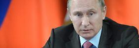 Wladimir Putin holt die meisten Soldaten aus Syrien zurück. Eine Machtbasis behält er dort aber.