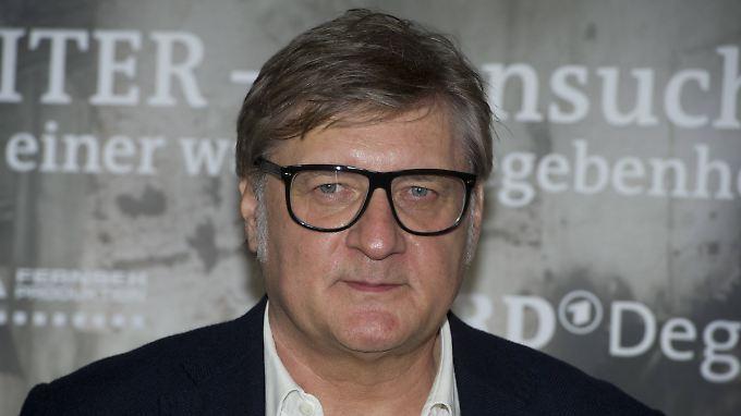Prägte das Fernsehen 30 Jahre lang mit: Carlo Rola.