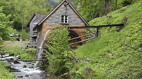 Mühle im Simonswäldertal.