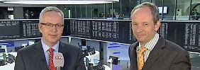 """Frank Meyer spricht mit Stefan Riße: """"Bargeld sollte man dringend abschaffen"""""""