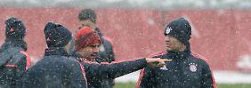 Spiel gegen angeschlagene Turiner: Guardiola hat in der Champions League die Qual der Wahl