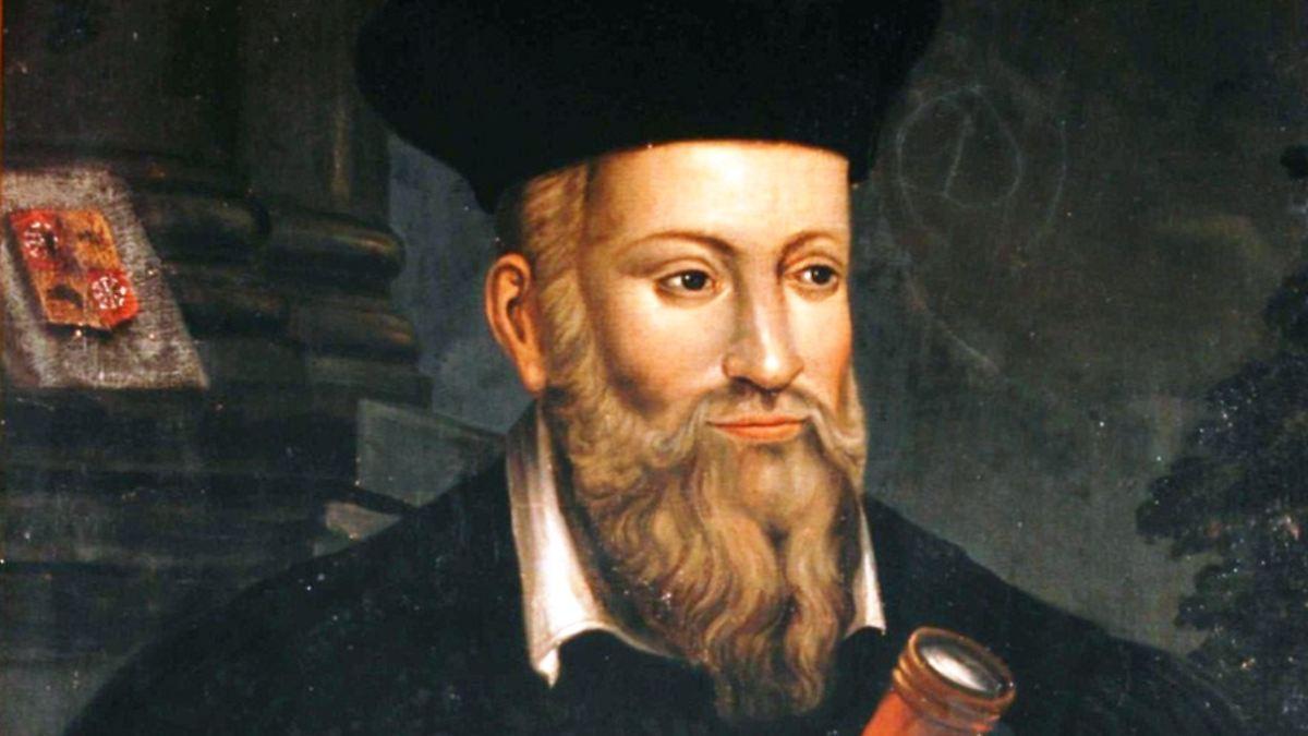 Nostradamus sah schwarz