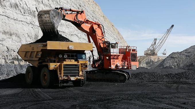 Kohletagebau in den USA: Eine Pleite von Peabody Energy schlüge im Inneren der US-Energieversorgung hohe Wellen.