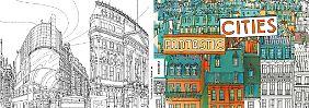 """Fantastic Cities"", Knesebeck, 60 Seiten, 14,95."