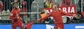 Drama im Champions-League-Achtelfinale: FC Bayern ringt Juventus grandios nieder