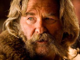 """Goldie fand diesen Bart nicht sonderlich """"kissable"""" ...."""