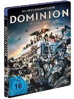 """""""Dominion"""", 2. Staffel, ist bei Pandastorm erschienen."""