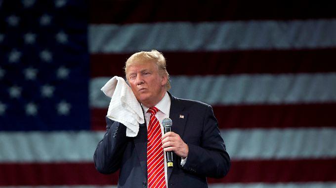 Donald Trump zerrüttet sein Verhältnis zu Wladimir Putin.
