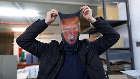 Länger, größer, reicher: Trump wandelt auf den Spuren von Berlusconi