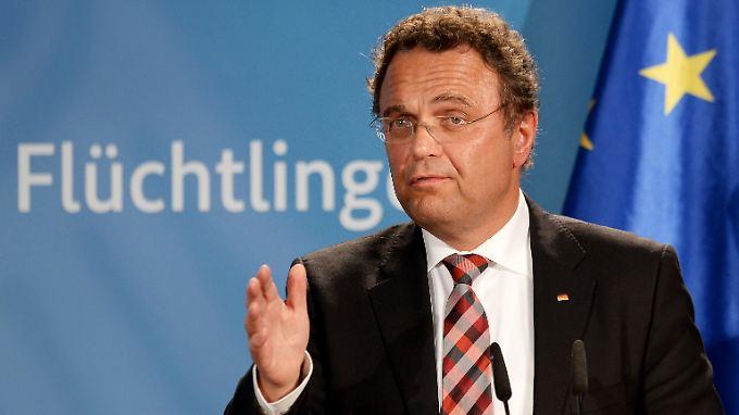 """Beim Thema """"Flüchtlinge"""" finden CDU und CSU seit Wochen nicht zueinander."""