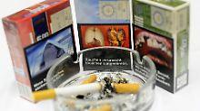 Verfaulter Fuß und schwarze Lunge: Raucher sehen ab Mai Schockfotos