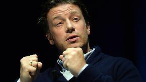 Promi-News des Tages: Familie von Star-Koch Jamie Oliver wächst weiter