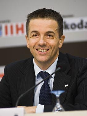 Federführend am Deal beteiligt: Philippe Blatter.