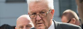 BaWü steuert auf Grün-Schwarz zu: Führt FDP die Union zu Grünen an die Macht?
